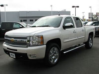 used Chevrolet Silverado cars
