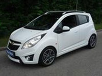 used Chevrolet Spark cars