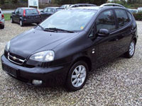 used Chevrolet Tacuma cars