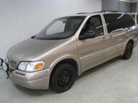 begagnade Chevrolet Trans Sport bilar