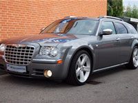 begagnade Chrysler 300C bilar