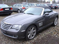 begagnade Chrysler Crossfire bilar