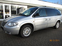 usados Chrysler Grand Voyager coches