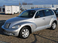 begagnade Chrysler PT Cruiser bilar
