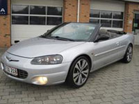 second-hand Chrysler Sebring Cabriolet mașini