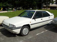second-hand Citroën BX mașini