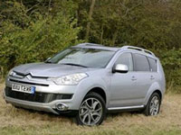used Citroën C-Crosser cars