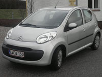 second-hand Citroën C1 mașini