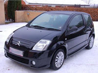 used Citroën C2 cars