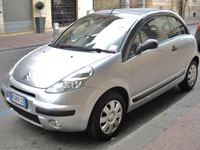 used Citroën C3 Pluriel cars