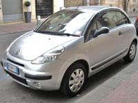 usate Citroën C3 Pluriel auto