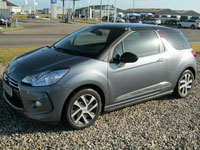 used Citroën DS3 cars