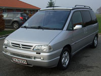 used Citroën Evasion cars