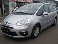 second-hand Citroën Grand C4 Picasso mașini