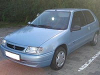 second-hand Citroën Saxo mașini