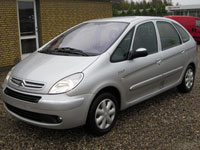 used Citroën Xsara Picasso cars