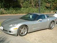 usate Corvette C6 auto