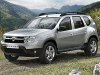 second-hand Dacia Duster mașini