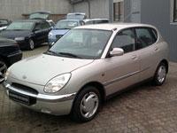 usados Daihatsu Sirion coches