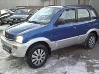 second-hand Daihatsu Terios mașini