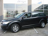 begagnade Dodge Journey bilar
