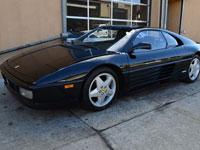 begagnade Ferrari 348 bilar