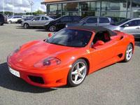gebrauchte Ferrari 360 Fahrzeuge