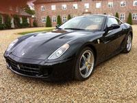 begagnade Ferrari 599 bilar
