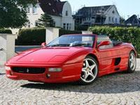 używane Ferrari F355 samochody