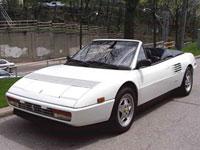 begagnade Ferrari Mondial bilar