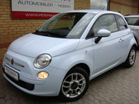 usate Fiat 500 auto