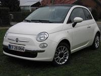 usate Fiat 500C auto