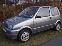 brugte Fiat Cinquecento biler