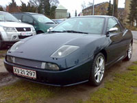 used Fiat Coupé cars