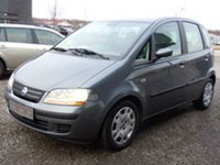 used Fiat Idea cars