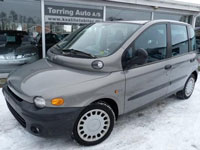 used Fiat Multipla cars