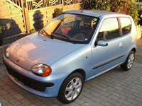 used Fiat Seicento cars