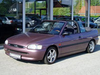 used Ford Escort Cabriolet cars