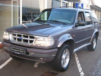 begagnade Ford Explorer bilar