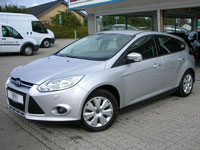 begagnade Ford Focus bilar