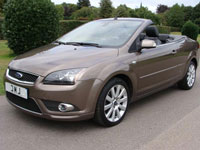 used Ford Focus Cabriolet cars