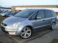usados Ford Galaxy coches