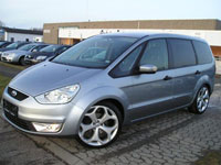 used Ford Galaxy cars