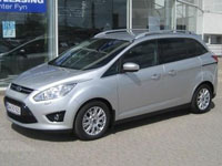begagnade Ford Grand C-Max bilar
