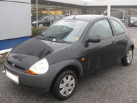second-hand Ford Ka mașini