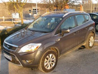 usate Ford Kuga auto