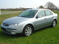 usate Ford Mondeo auto