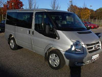 begagnade Ford Tourneo bilar
