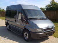 used Ford Transit 300S cars