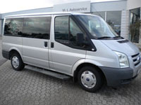 used Ford Transit Tourneo cars